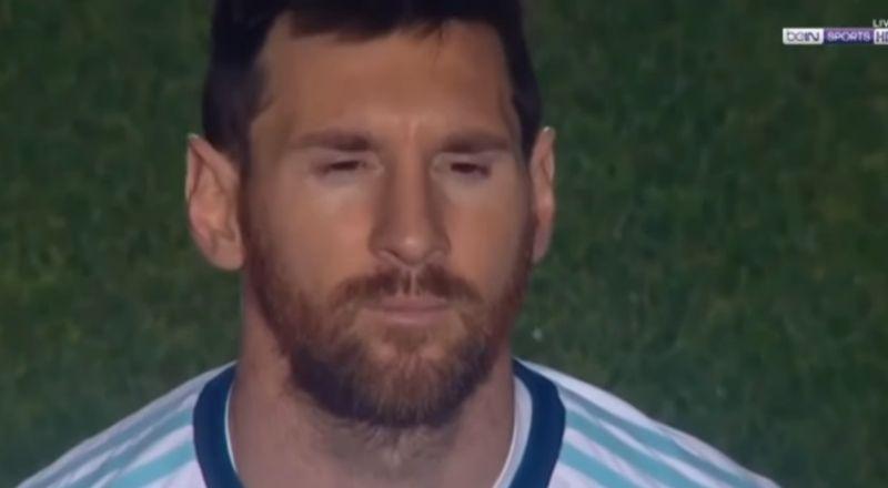 شاهد ميسي يتألق مع الأرجنتين أمام نيكاراغوا