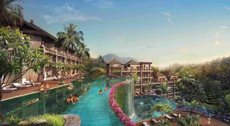 السياحة في بالي لا تخلو من المغامرات