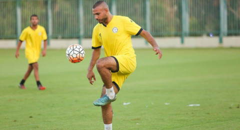 اللاعب الفحماوي عبد جبارين يلتحق بفريق الدرجة العليا مكابي نتانيا