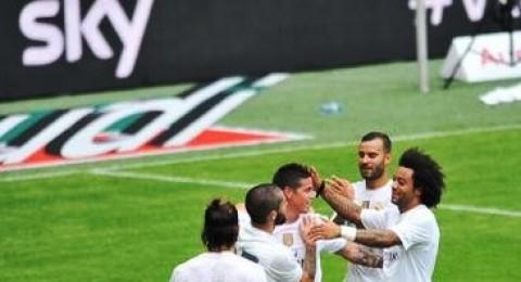 ريال مدريد يواصل تألقه ويتغلب على توتنهام بهدفين