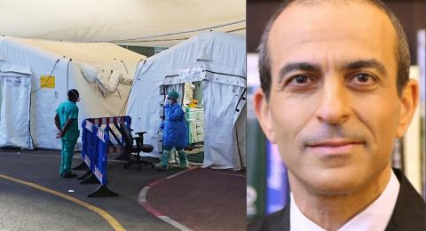 جامزو يحذّر: نسبة المصابين بالكورونا في اسرائيل الأعلى عالميًّا