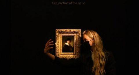 بيع لوحة بـ18.7 مليون دولار!