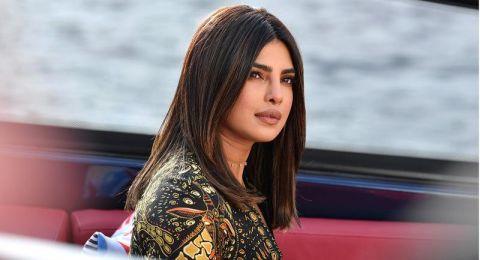 بريانكا شوبرا تتضامن مع لبنان وتشعر بالحزن من أجله