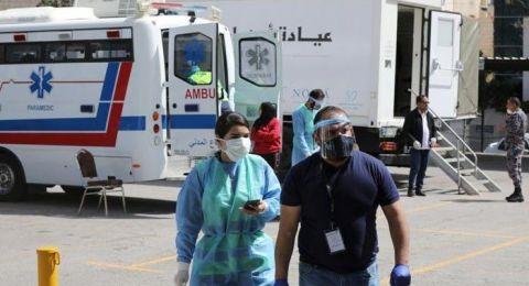 الأردن:  اصابات جديدة بفيروس كورونا