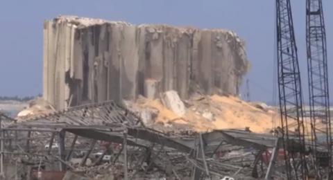 مباشر- الرئيس اللبناني: التحقيقات تشمل فحص ما إذا كان سبب الانفجار صاروخ أو تدخل خارجي
