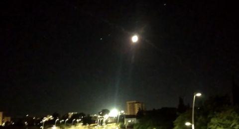 اطلاق قذيفة من غزة باتجاه سديروت