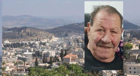 الناصرة: احسان حسن أبو احمد (أبو غسان) في ذمة الله