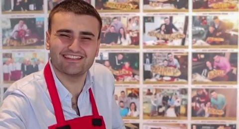 الشيف بوراك في حالة حزن شديد بسبب انفجار بيروت ويوجّه رسالة بالعربية