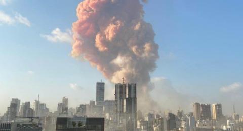 مقتل فرنسي وإصابة 24 آخرين بانفجار بيروت