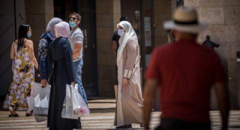 القدس: 4 حالات وفاة جديدة و220 اصابة بفيروس كورونا