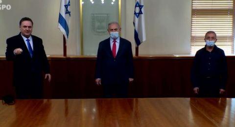 نتنياهو يؤكد انه بضدد بلورة خطط اخرى لتنشيط الاقتصاد الاسرائيلي