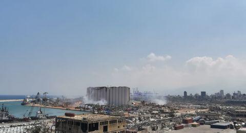 خاص: صحفي لبناني يروي ل بكرا حجم الدمار الهائل الذي سببه انفجار بيروت