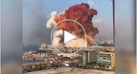 انفجار بيروت: 27 قتيلا وأكثر من 3000 مصاب ودمار كبير في العاصمة اللبنانية