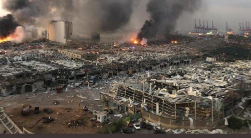 حجم أضرار انفجار مرفأ بيروت يتراوح بين 3 و5 مليارات دولار