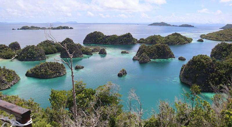 تعرفوا على أماكن السياحة في اندونيسيا للعوائل