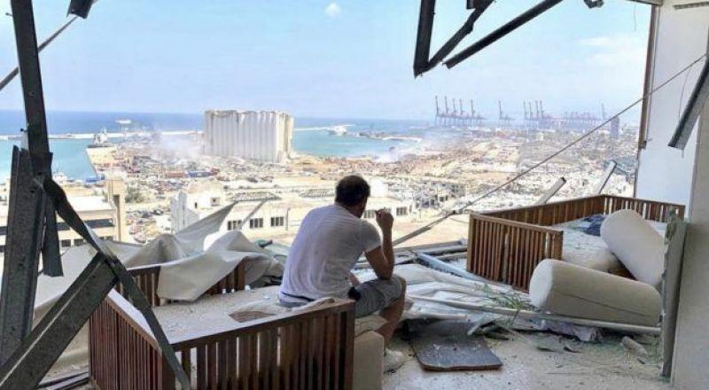عادل كرم من منزله المتضرر: يا ضيعان العمر