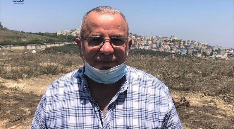 محمد أبو ليل: هدفنا هو تحويل عين ماهل من بلدة حمراء إلى خضراء