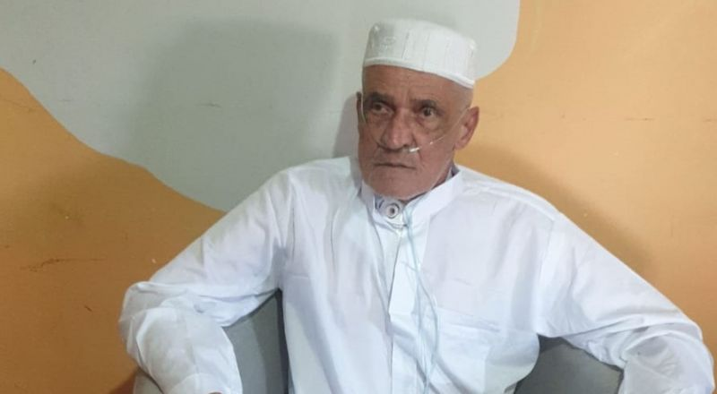 سخنين: وفاة طيب الذكر الحاج رياض محمود شلاعطة