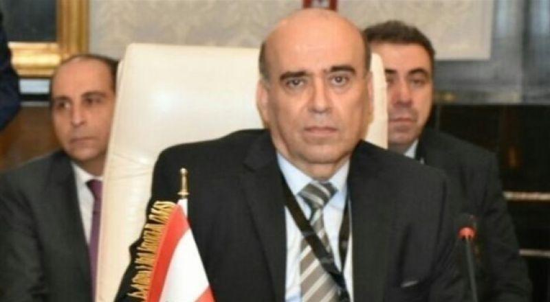 تعيين شربل وهبة وزيراً جديداً للخارجية في لبنان