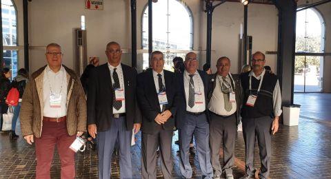 وفد من جمعية أطباء الأسنان العرب يشارك في مؤتمر المنظمة العالمية لطب الأسنان بالأرجنتين