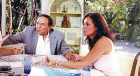 عادل إمام يدعم حلا شيحا ويرشحها لبطولة مسلسله الجديد