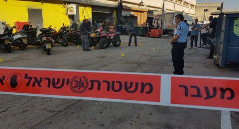 إطلاق نار في العفولة على شبان من الشبلي والشرطة :الخلفية جنائية