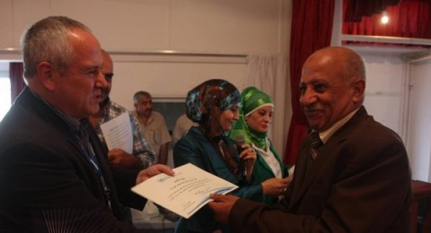 وكالة الغوث بالقدس تحتفل بيوم المعلم العالمي
