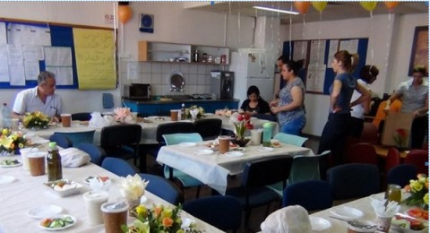 يوم المعلم في مدرسة المتنبي - حيفا