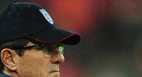 نهاية مسيرة كابيلو مع المنتخب الإنجليزي بعد أمم أوروبا 2012