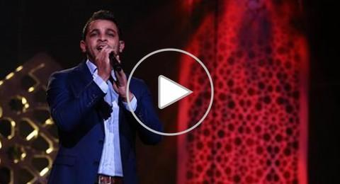 وائل كفوري يقلد أحلام بعد أداء محمد رشاد