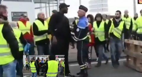 هدوء حذر في فرنسا بعد حرب الشوارع بين السترات الصفر والشرطة