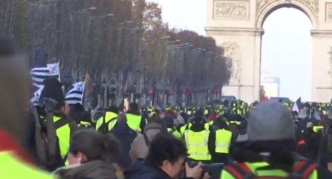 تعليق سوري على احتجاجات فرنسا: ما حدا أحسن من حدا