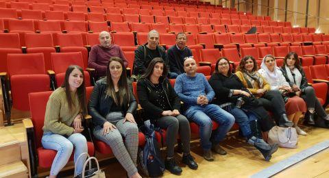 كلية تل حاي تستضيف 300 طالب ثانوي من قرى الجليل ضمن برنامج