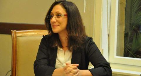 سامية عرموش - محاميد: ملتزمة بالإضراب وشاركونا وقفة حيفا ضدّ القتل