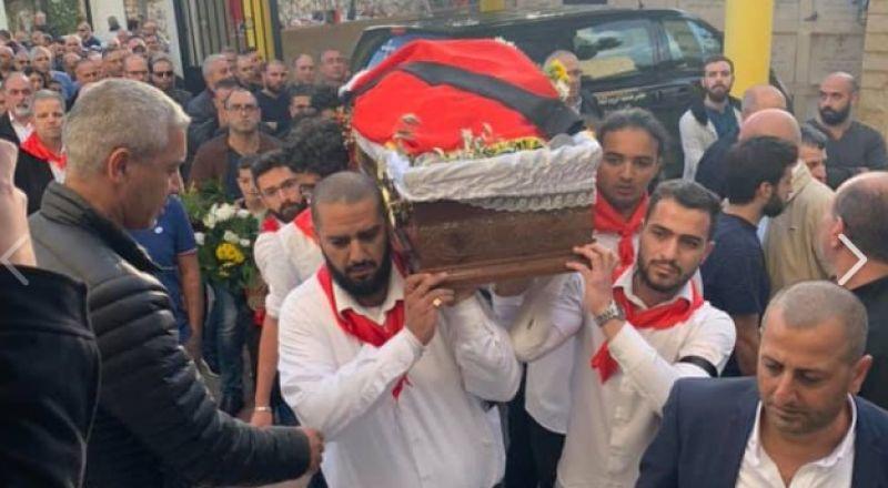 الناصرة: تشييع جثمان الدكتور وائل جهشان .. الآلاف يودعون صديقهم ورفيقهم وسط أجوء حزينة