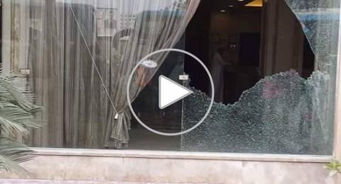 فيديو لركاب الحافلة يتحدثون .. مصر: إطلاق نار على حافلة سياح من أم الفحم