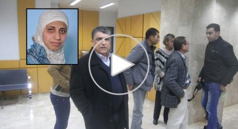 الناصرة: تمديد اعتقال الناشطة دارين طاطور حتى الأحد