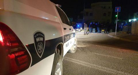 الدريجات: الشرطة تشرع بالتحقيق بفحص ملابسات جريمة القتل ليلة أمس