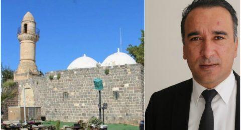 المحامي عمر خمايسي