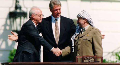 أسرار لن يعرفها هذا الجيل- اسرائيل ستكشف عن وثائق اوسلو عام 2083