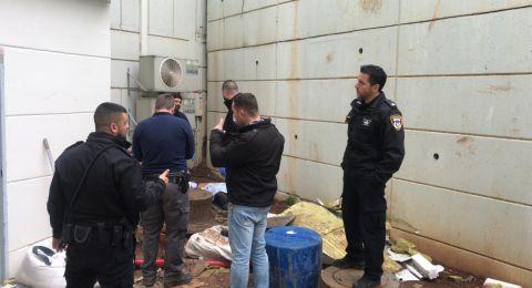 العثور على جثة سيدة بجانب العيادات الخارجية بمستشفى بوريا