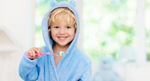 ضرر معجون الأسنان على الأطفال أكبر مما يعتقد!