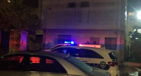 طوبا: اطلاق نار اتجاه منزل لشاب (25) عاما دون وقوع اصابات