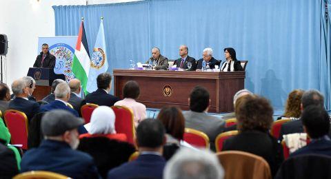 الرئيس ابو مازن: آمل أن تفرز الانتخابات الإسرائيلية المقبلة من يؤمن حقا بالسلام ومستعدون للعمل معه