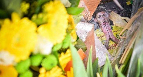 العثور على جثة في طائرة الأرجنتيني سالا