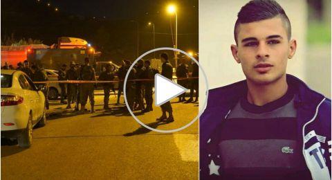 شهيد وإصابة برصاص الاحتلال بزعم إلقائهما عبوة متفجرة عند حاجز الجلمة