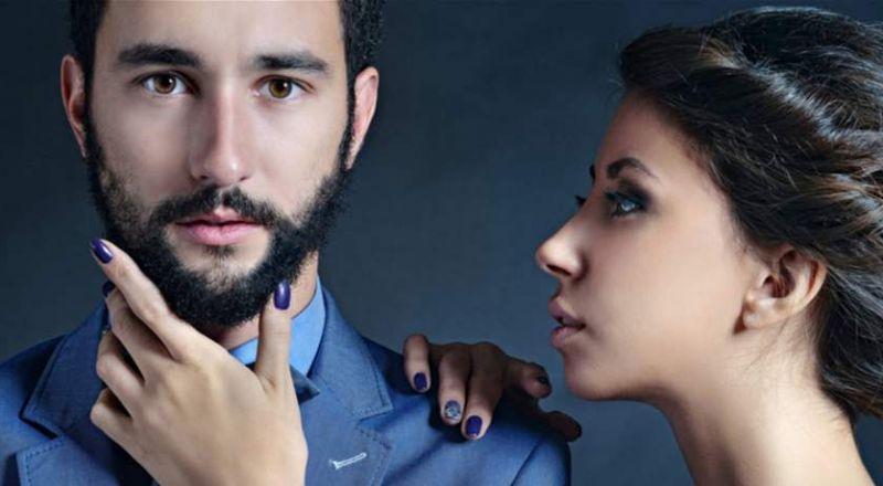 هذا ما تكشفهُ لحيةُ شريككِ عن صحّته!