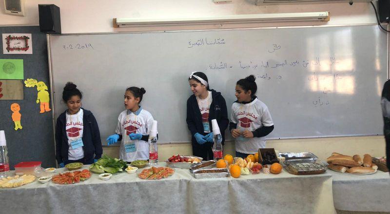 مدرسة البصليّة شفاعمرو تفوز بمنحة للمبادرة التربويّة