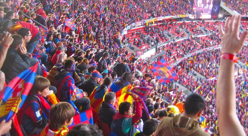 جماهير برشلونة تكشف خطتها في
