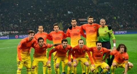 برشلونة يتنحى عن عرش أفضل أندية العالم